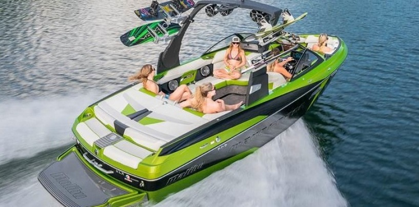 Malibu introduces the all new Wakesetter 22 vlx