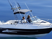 THE ALL-NEW HAINES HUNTER 565 OFFSHORE