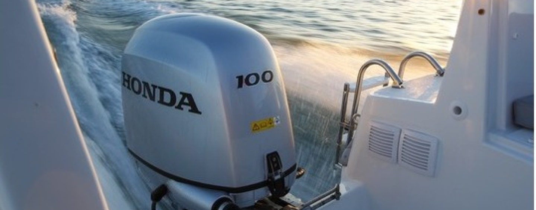Honda's new BF80 and BF100 ready to go