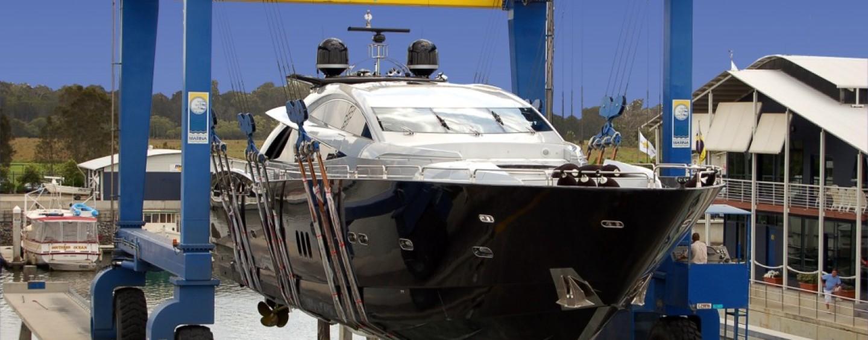 Gold Coast city marina 'lifts it's capabilities