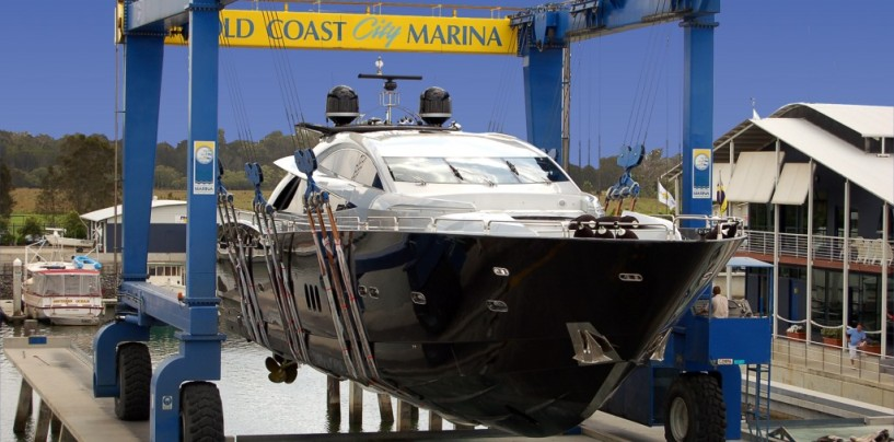Gold Coast city marina 'lifts it's capabilities