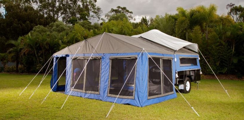 The pre Christmas caravan & camping sale