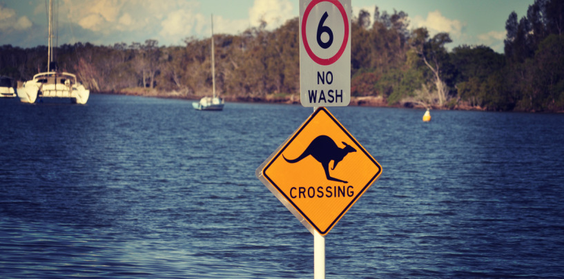 New sign no joke