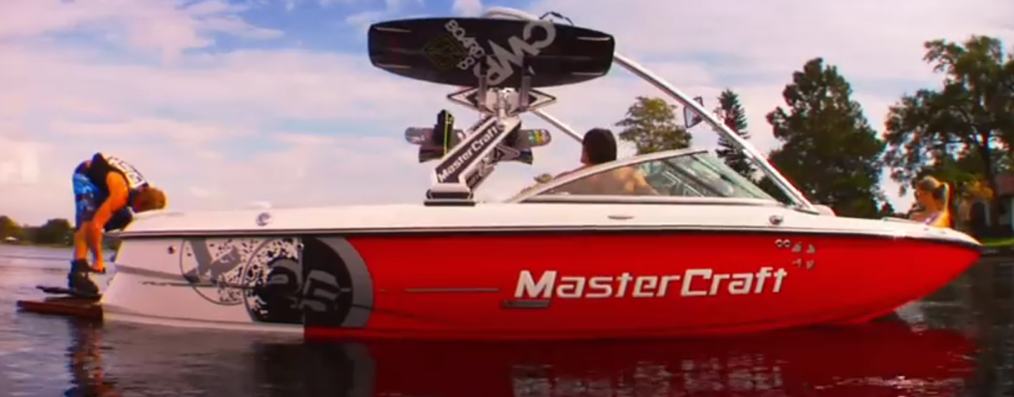 Mastercraft's new X23 delivers the industry's longest, most customisable wave
