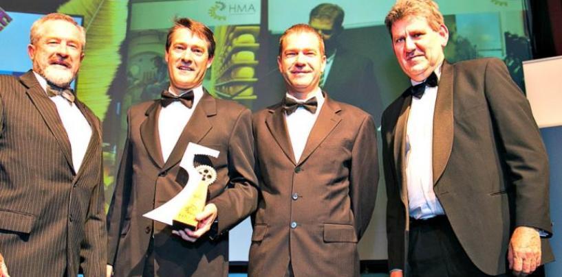 Steber wins HMA Innovation Award