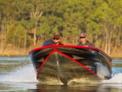 Stacer's new mean fishing machine the 519 Assault Pro