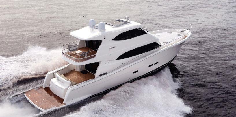 Maritimo mega cruiser enjoys strong sales