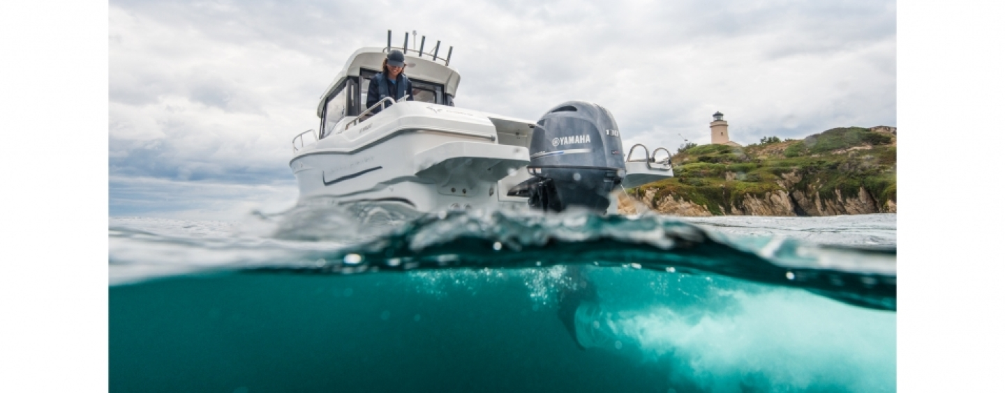 International excitement builds as Yamaha announces new F130A four-stroke outboard