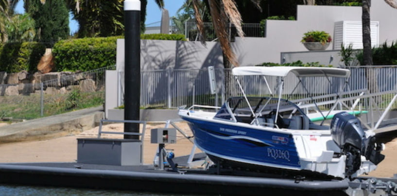 One of the best pontoons on Nerang River