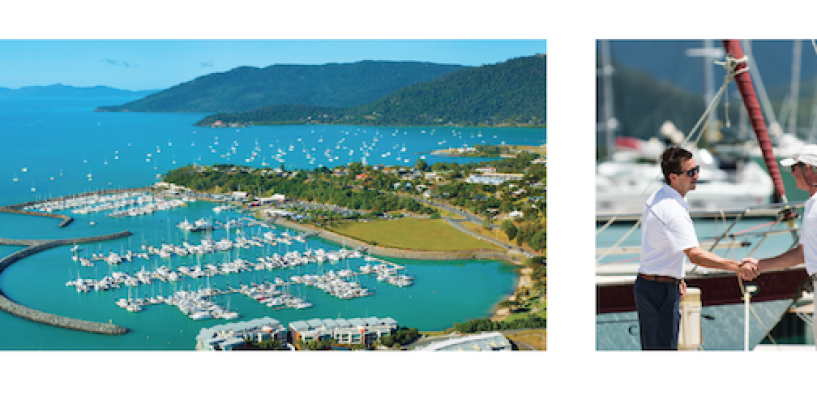 Your gateway to the Whitsundays