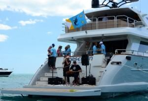 Boat Gold Coast Shag Islet Cruising Yacht Club Rendezvous