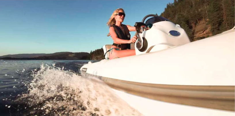 Walker Bay – dinghy and tender technology