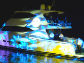 Public Debut of Maritimo Mega Cruiser