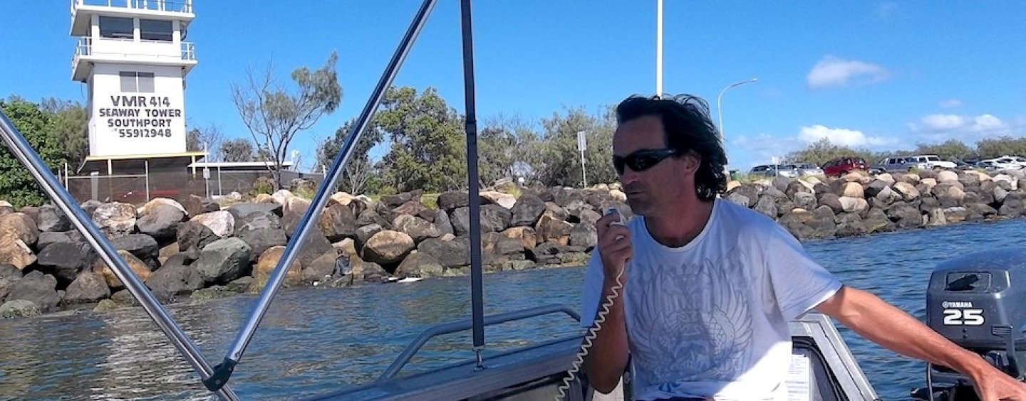 Over and Out: How to use a marine radio