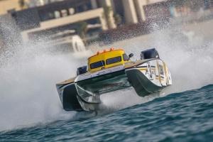 2015 UIM   World Powerboat Championship GRAND PRIX OF DUBAI UAE - 19th to 21th March 2015 © Raffaello Bastiani / WPPA