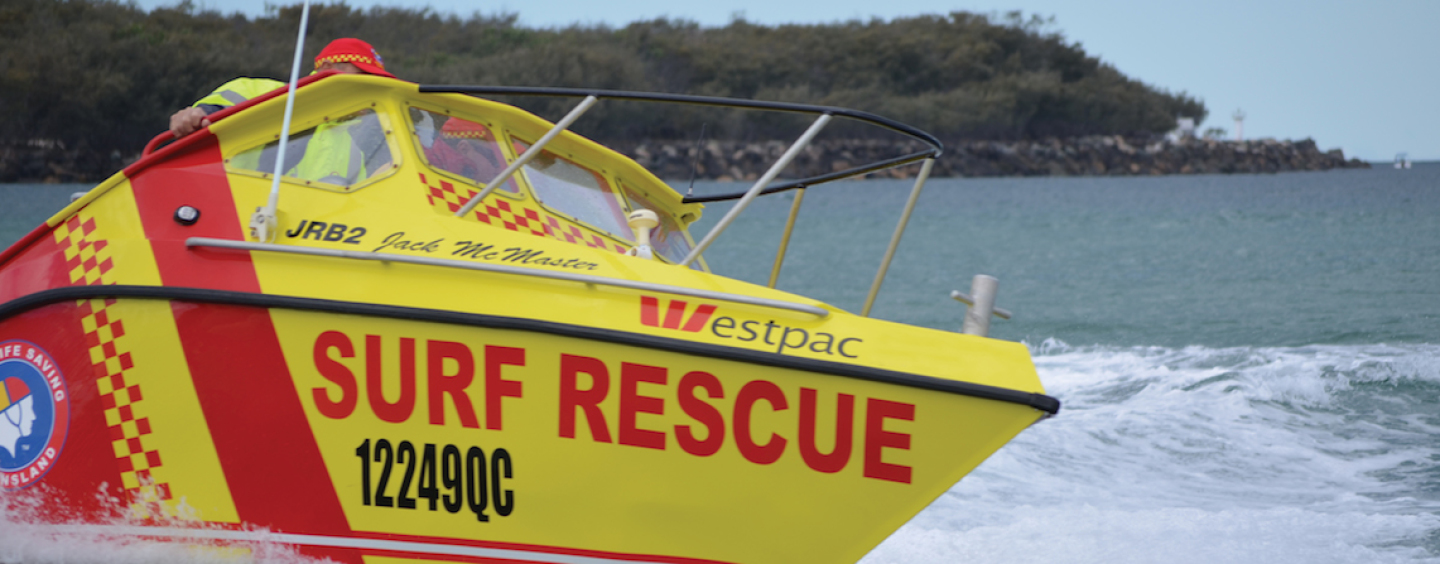 the boats of the surf lifesavers boat gold coast