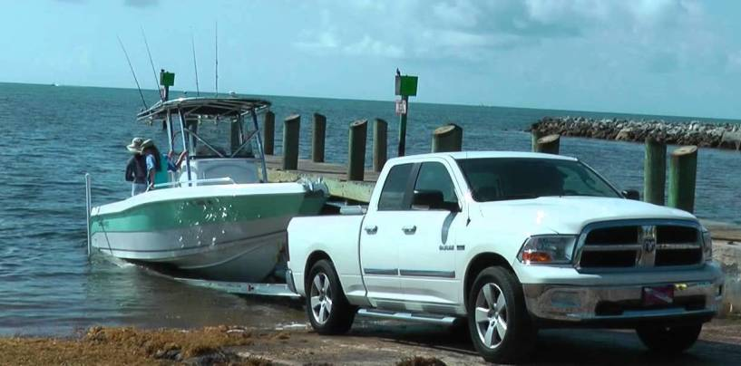 Ramping it up! Etiquette on boat ramps