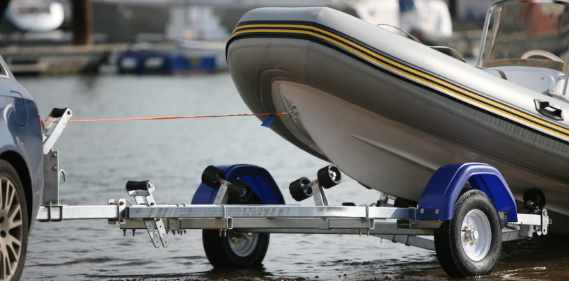 Boat Trailer Maintenance – Valuable advice for an extended life