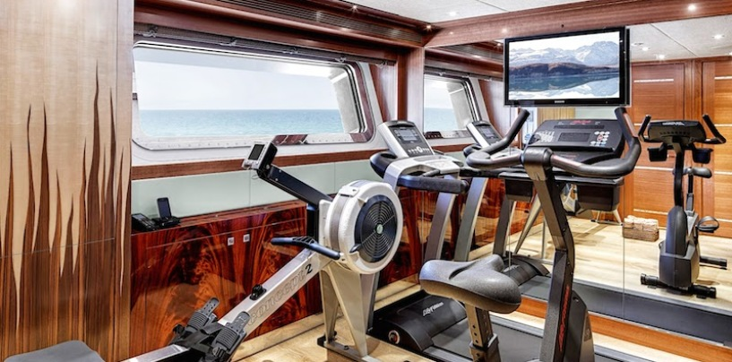 Keep Fit On Board