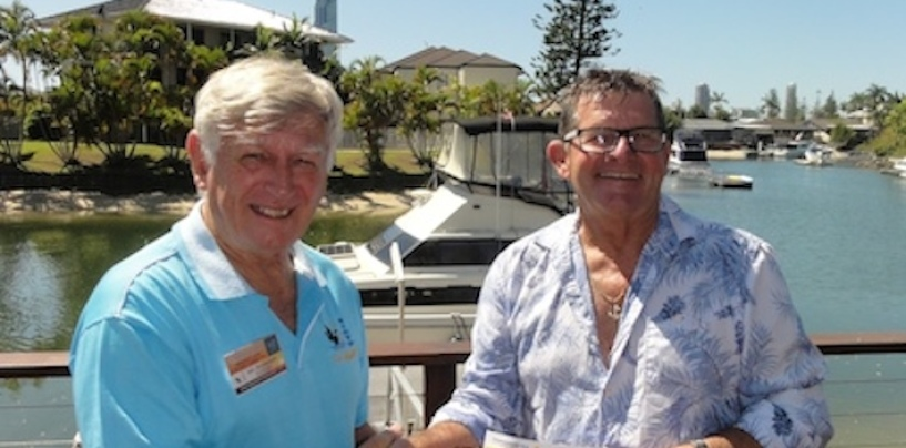 Gold Coast Anchor Up Party – SICYC
