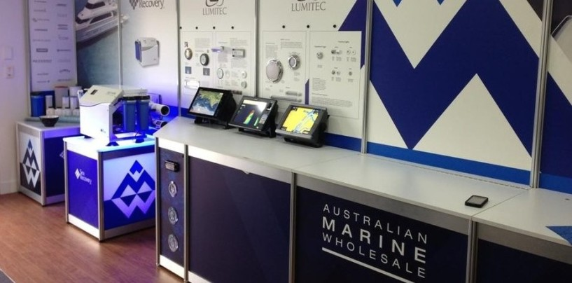 Australian Marine Wholesale at the forefront of technology