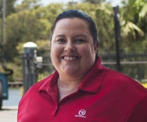 Women in GC Boating_Corinne Johnston