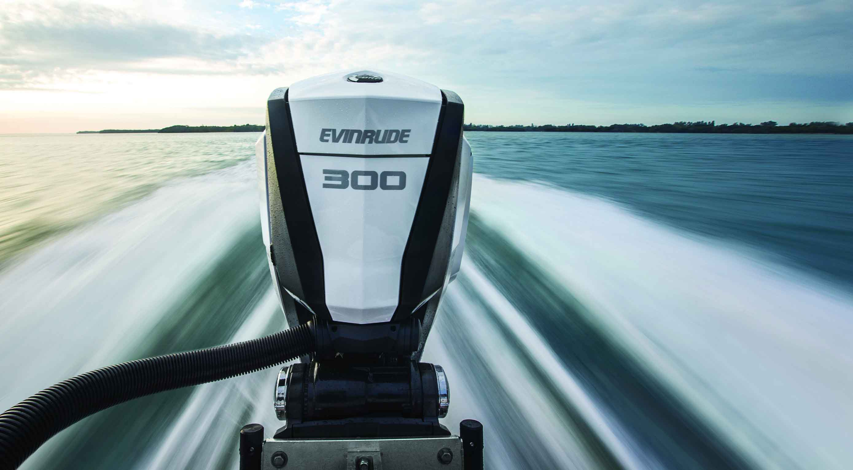 Evinrude g2 the future boat gold coast for Most reliable outboard motor 2016