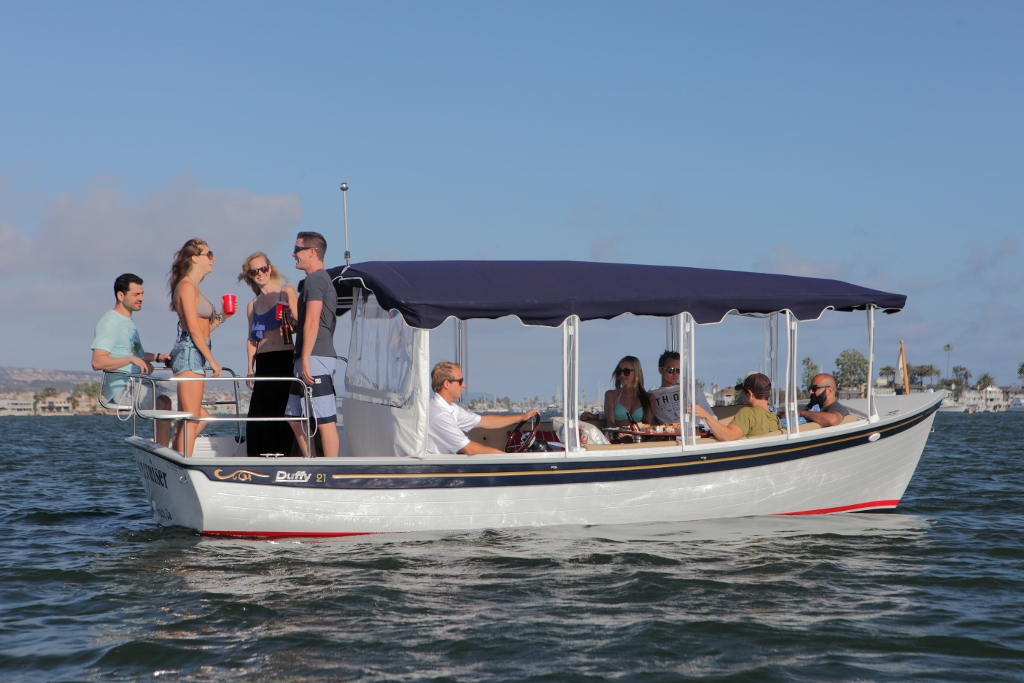 Charging To Electric Propulsion Boat Gold Coast