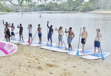 SALT WATER THERAPY: CURRUMBIN BOAT SHED