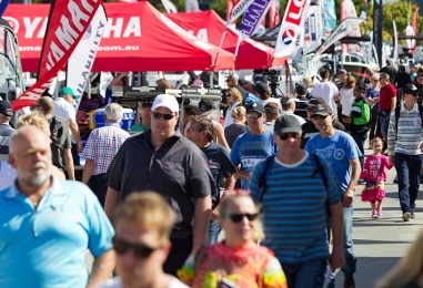 The biggest-ever Gold Coast International Marine Expo starts Thursday