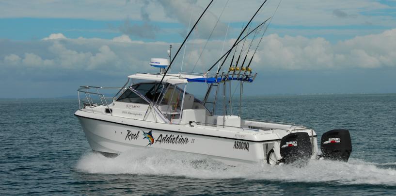 Kevlacat Series 3000: Overcoming big seas