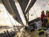 Diary of a Clipper Race Sailor