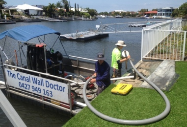 Canal Walls Maintenance Advice