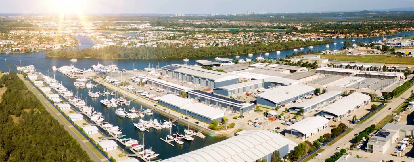 Superyacht Haven on the Gold Coast
