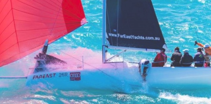 Whitsunday Racing 2016: More Gold Coast boats reach the podium
