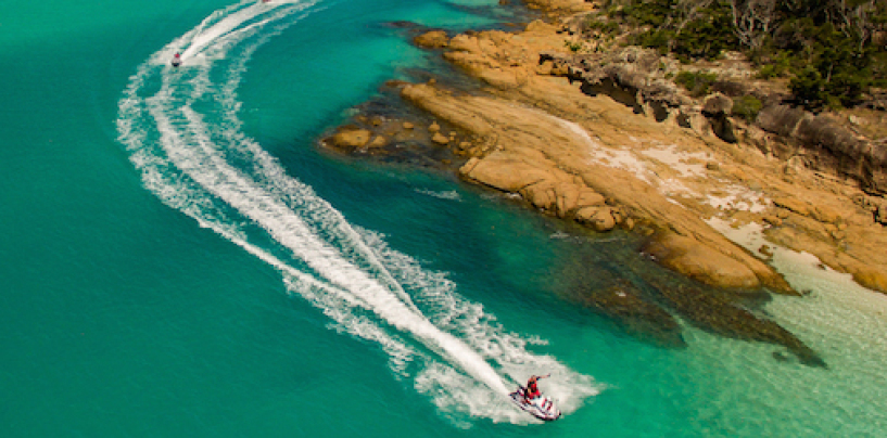 The Past, Present & Future of Jet Skis
