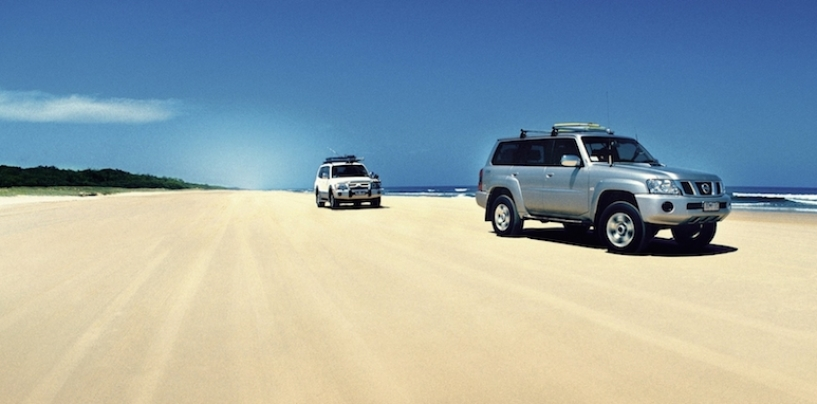 Off-Road Driving on Sand