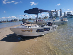 GOLD COAST BOAT HIRE