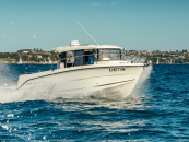 Pilothouse designed for fishing and cruises
