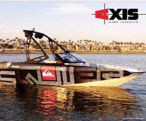 go axis boats