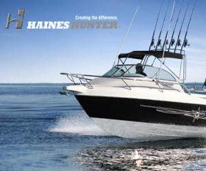 go haines hunter boats