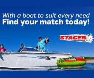 go stacer boats