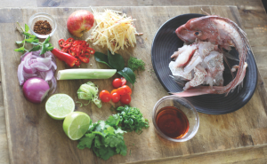 pla larb ingredients gold coast