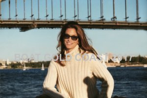 charter boat story 4 - rony kennedy - boat gold coast cindy crawford