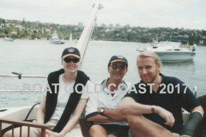 charter boat story 7 - rony kennedy - boat gold coast geena davis