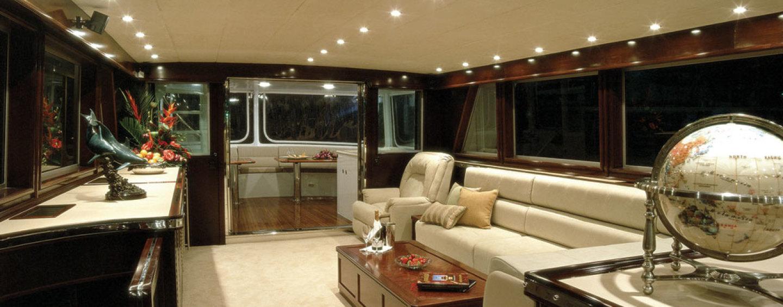 Designing Boat Interiors