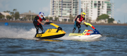 Moreton Bay Hosts Australian Jet Ski Titles