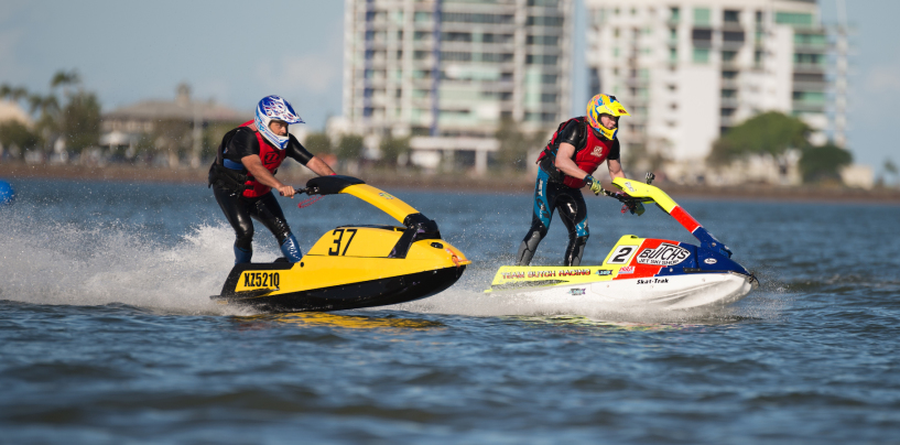 Moreton Bay Hosts Australian Jet Ski Titles