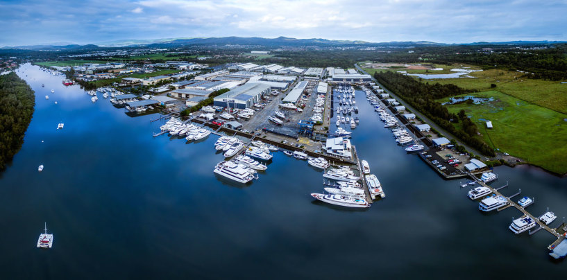 GCCM Inducted into Boatyard Hall of Fame