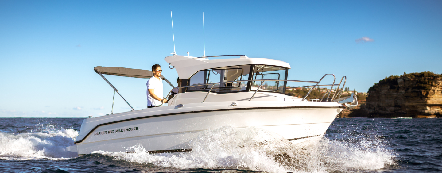Comfort and Speed: Parker 660